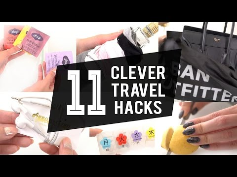 TOP 11 CLEVER TRAVEL HACKS YOU NEED TO KNOW   ANN LE