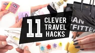 TOP 11 CLEVER TRAVEL HACKS YOU NEED TO KNOW | ANN LE full download video download mp3 download music download