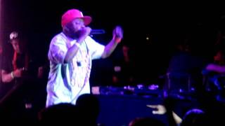 """PHIFE DAWG (A TRIBE CALLED QUEST) """"Buggin' Out"""" live for Paper Ships at The Exchange"""