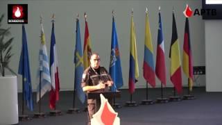 El GIETMA. Unidad de respuesta de la UME ante emergencias por terrorismo NRBQ   #CIPE17