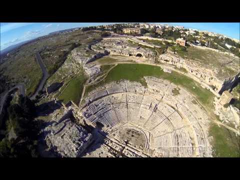 siracusa - il teatro greco