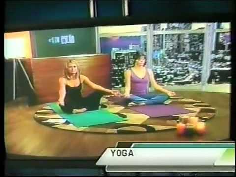 Yoga para principiantes – Daniela Ardalla