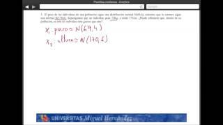 Umh2072 2013-14 Unidad 3 Descripción De Datos Y Distribuciones. Problema 3