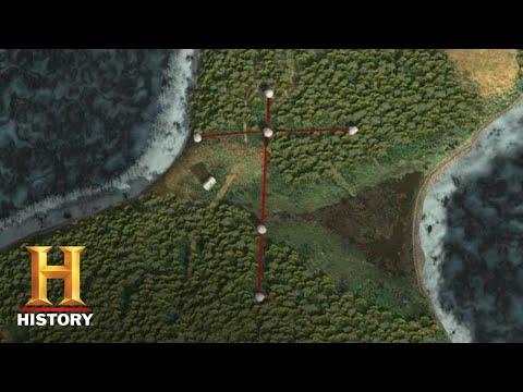 The Curse of Oak Island: NOLAN'S CROSS LEADS TO TREASURE (Part 2) (Season 4)   History