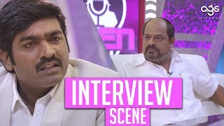 Video Kavan - Interview Scene | Vijay Sethupathi, T Rajhendherr, Madonna Sebastian | K V Anand MP3, 3GP, MP4, WEBM, AVI, FLV Maret 2019