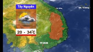 Bản Tin Thời Tiết 7 Vùng 02.05.2013 - Kênh HiTV