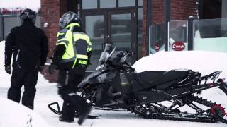 Timmins (ON) Canada  city pictures gallery : Snowmobiling In Timmins Ontario