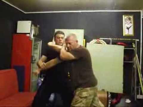 Explosive Jeet Kune Do & Krav Maga Training