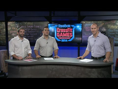 top moments - From the Update desk, Pat Sherwood, Jason Khalipa and Sean Woodland talk top moments and lessons learned from the 2014 Reebok CrossFit Games season. The CrossFit Games -- (http://games.crossfit.c...