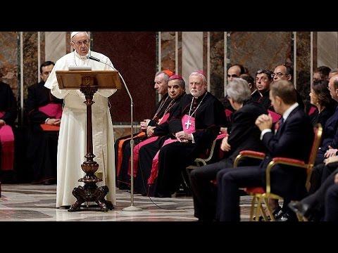 Πάπας στους «27»: Η Ευρώπη κινδυνεύει να πεθάνει χωρίς τα ιδεώδη των ιδρυτών της