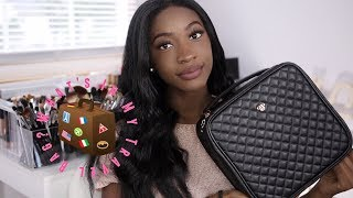 Hello hello hello beautiful people! Here's a look at what's inside my travel makeup bag. -the gabber PurseN https://pursen.net/ ...