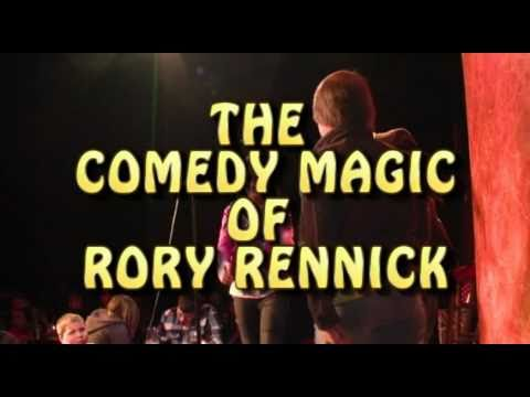 FOOD FUN AND FAMILY AT THE FUNNYBONE WITH RORY RENNICK