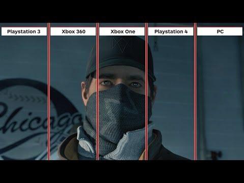 [電玩資訊] 看門狗 新舊世代主機和PC版畫面比較