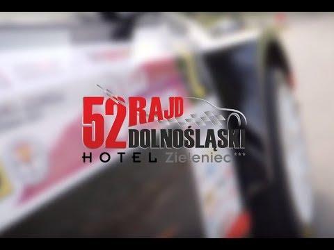 52 Rajd Dolnośląski Hotel Zieleniec - zapowiedź