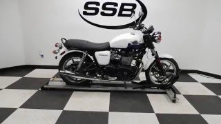 8. 2014 Triumph Bonneville-used motorcycles for sale-Eden Prairie