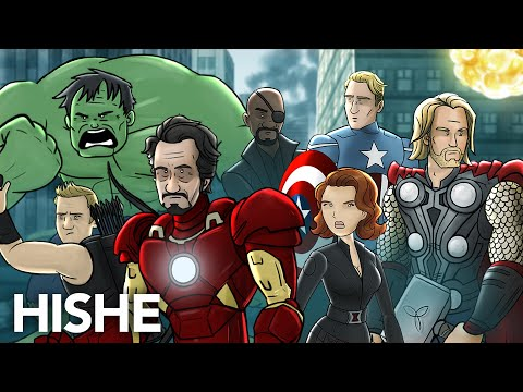 how - Here's the one you've all been waiting for: How The Avengers Should Have Ended. Superheroes of HISHE past ASSEMBLE! Thanks for watching! Get your HISHE shirt...