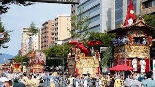 Yamaboko parade