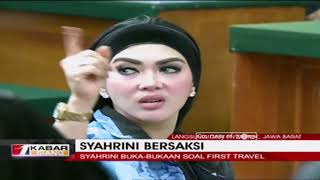 Video Syahrini Buka-Bukaan Soal First Travel [Part 1] MP3, 3GP, MP4, WEBM, AVI, FLV Oktober 2018