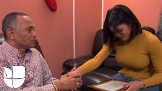 Francisca Lachapel visitó a la familia que le ayudó mientras vivió en Nueva York