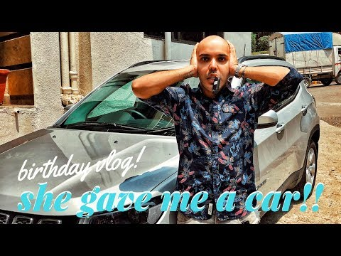 Birthday messages - I GOT A CAR AS MY BIRTHDAY PRESENT!  ShaanMu