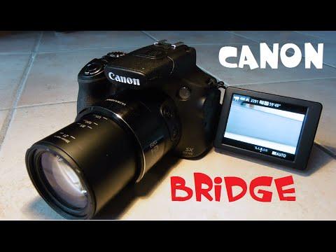 APN CANON BRIDGE SX60 HS - APPAREIL PHOTO NUMERIQUE - REVIEW PRESENTATION TUTORIEL