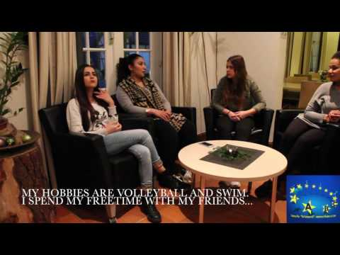 Interview with refugees from Iraq and Syria – students from BBS Syke