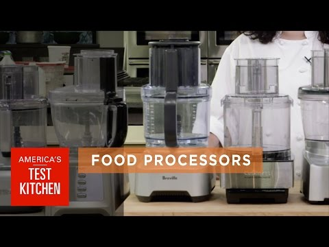 Equipment Review: Best Food Processors & Our Testing Winner