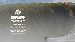 Brad Domke (Wabasso Beach, Florida, USA) takes us through his controversial wave (ridden on a finless skimboard) that earned...