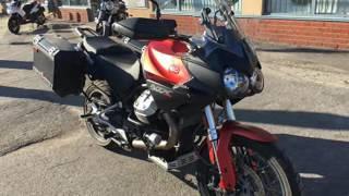 6. Moto Guzzi Stelvio 1200 NTX Review | Moto Guzzi Stelvio 1200 NTX Specification | Moto Guzzi Stelvio