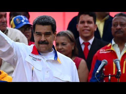 Venezuela: Präsident Maduro will vorgezogene Neuwahle ...