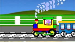 """""""Train Sound"""" """"Train sound for toddlers and children"""""""