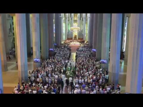 2015 Communion Diocesan Common Fund | Missa Fons Comú Diocesà | Misa Fondo Común Diocesano