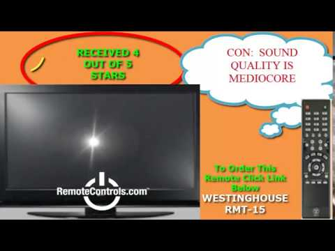 Review Westinghouse 37- LCD HDTV - VR-3730