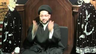 "1st Night of Muharram 1435: ""Imam Hussain (A): A System of Living"" by Sayed Mothafar Al-Qazwini"