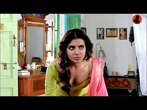 Samantha Hot Boobs Show From S/O Satyamurthy Full HD - Don't Miss :)