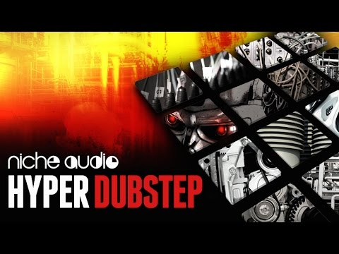 Hyper Dubstep Maschine Expansion & Ableton Live Pack - From Niche Audio