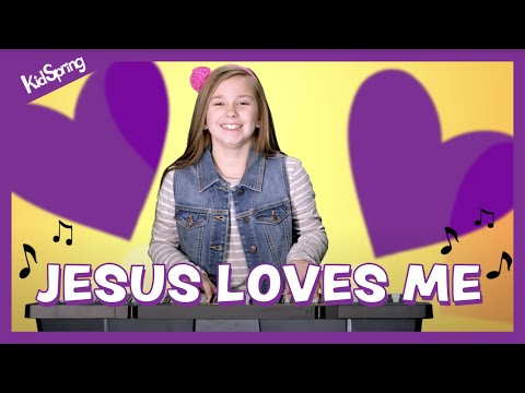 Jesus Loves Me | Preschool Worship Song