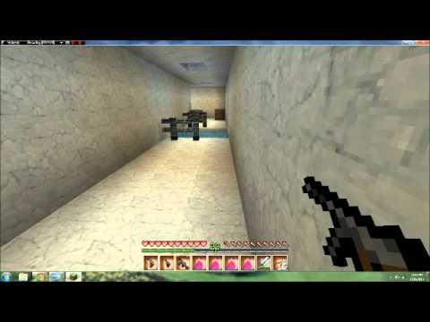 Minecraft Resident Evil Part (5)