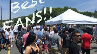 Our Best Fans, Crazy Hellcat & the Furious Family Cookout: Boston Fan Meet 2016  Day #2 by DoctaM3's Supercars Personified