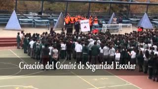Creación del Comité de Seguridad Escolar COMENTA!