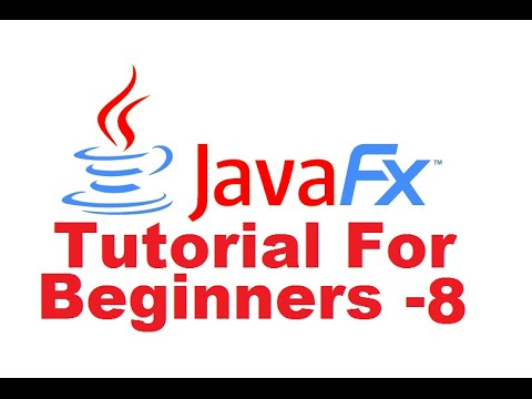 JavaFx Tutorial For Beginners 8 - How to build a Calculator in JavaFX Part-1