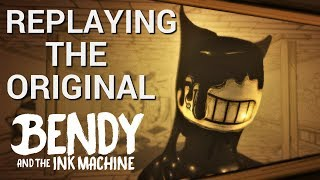 Playing the ORIGINAL BATIM Alpha Build in 2019 (with comparison)