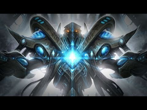 StarCraft II - les Protoss