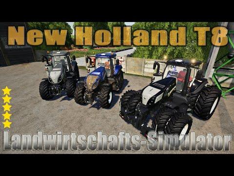 News Holland T8 v1.0.0.0