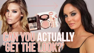 Following a Charlotte Tilbury Tutorial! Are Her Makeup Sets Worth It? by Chloe Morello