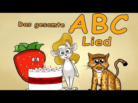 40 Minuten- Das gesamte ABC - Schnell Deutsch lernen (видео)