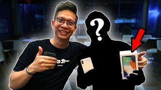 Video NGEPRANK & NGASIH HADIAH iPHONE X KE DIA.. MP3, 3GP, MP4, WEBM, AVI, FLV Juli 2019