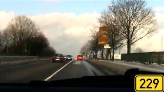 Remscheid Germany  city photos : Driving in Remscheid, Germany [HD 720p]