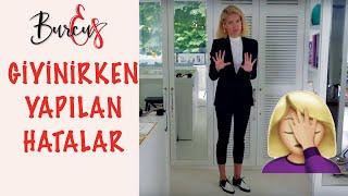 Video BurcuEs | Giyinirken Yapılan Hatalar | Ayakkabı Nasıl Kombinlenir? | Moda Mı Dediniz? MP3, 3GP, MP4, WEBM, AVI, FLV Desember 2018