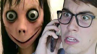 I Called Momo and THIS HAPPENED (Make Me Suffer)